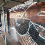 London Graffiti Removal Company Discusses Steam Cleaning Technology